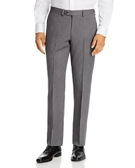 Armani - Virgin Wool Regular Fit Pants
