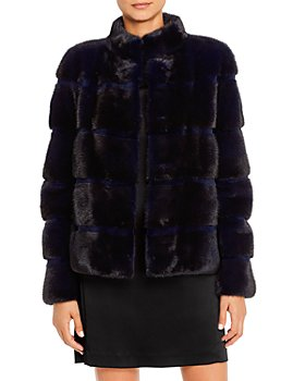 Maximilian Furs - Mink Fur Short Coat - 100% Exclusive