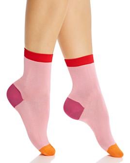 Happy Socks - Grace Ankle Socks