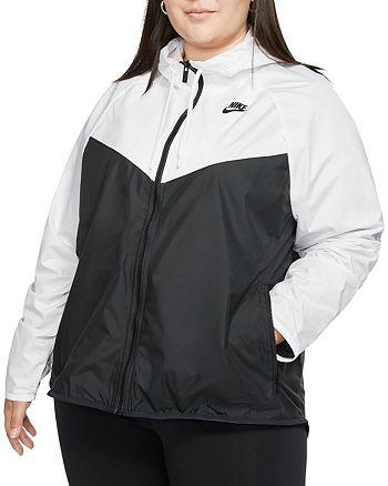 Nike Plus - Windrunner Hooded Zip Jacket