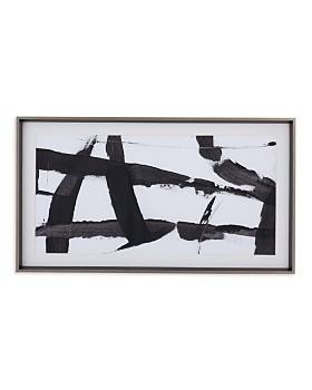 Bassett Mirror - Obsidian Harmony II Wall Art
