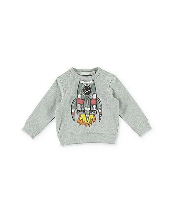 Stella McCartney - Boys' Space Shuttle Sweatshirt - Baby