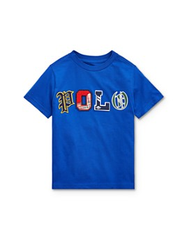Ralph Lauren - Boys' Varsity Logo Tee - Little Kid