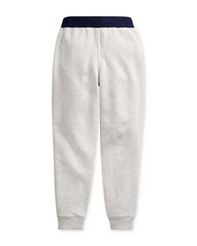 Ralph Lauren - Boys' Graphic Fleece Jogger Pants - Big Kid