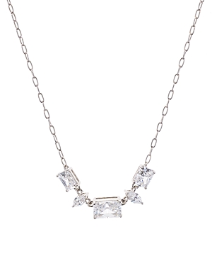 Nadri Rae Small Frontal Necklace, 16-Jewelry & Accessories