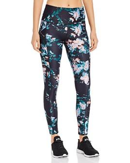 Marc New York - Floral-Print Leggings