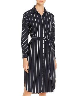 Lyssé - Striped Shirt Dress