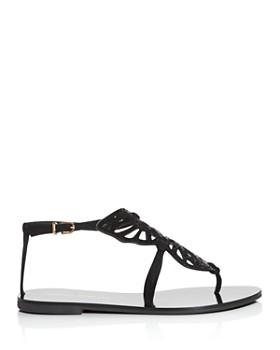 Sophia Webster - Women's Bibi Glitter Butterfly Sandals