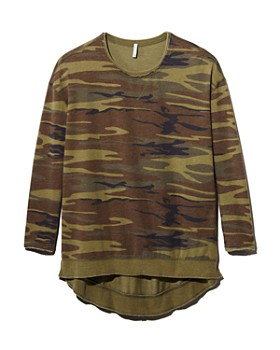 Z Supply - The Weekender Camo Tee