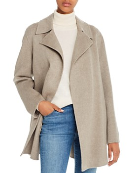 Theory - Theory Double Faced Overlay Coat