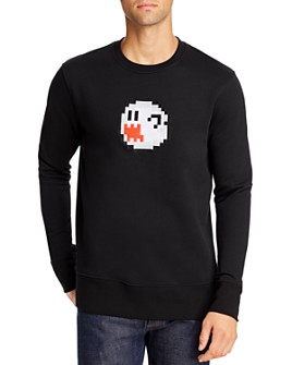Bricktown - x Nintendo Ghost Sweatshirt
