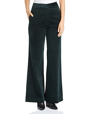 kate spade new york Modern Cord Flare Pants