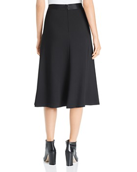 Kobi Halperin - Robyn Box-Pleat Midi Skirt
