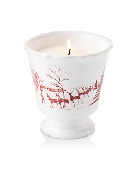 Juliska - Country Estate Winter Frolic Ruby Scented Candle