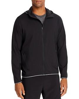 REIGNING CHAMP - Ripstop Nylon Running Jacket