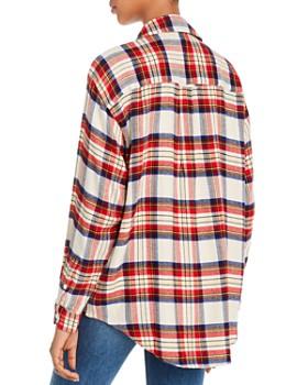 Levi's - The Plaid Flannel Utility Shirt