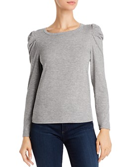 BB DAKOTA - Puff-Sleeve Top