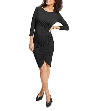Ingrid & Isabel Maternity Shirred Stretch Knit Dress