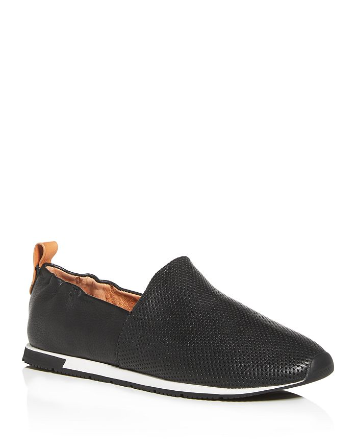 Gentle Souls by Kenneth Cole - Women's Luca A-Line Perforated Flats