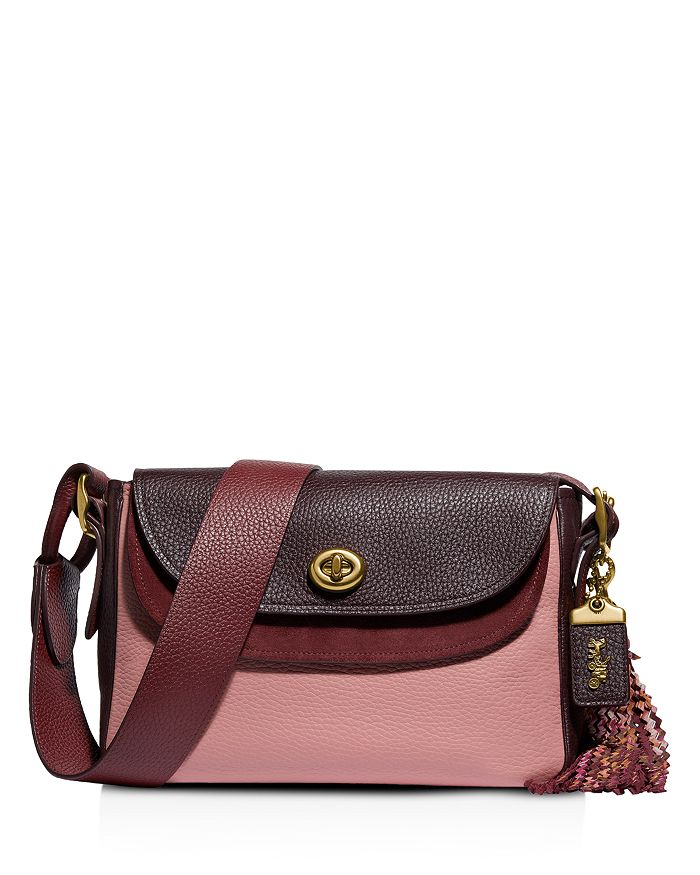 COACH - x Tabitha Simmons Color-Block Crossbody
