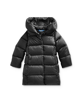 Ralph Lauren - Girls' Quilted Down Coat - Little Kid