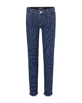 DL1961 - Girls' Zebra Print Jeans - Little Kid