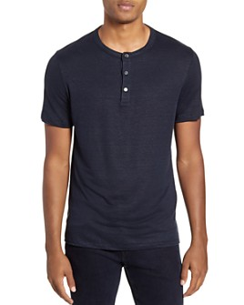 Theory - Essential Short-Sleeve Henley