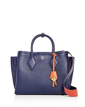 Mcm Neo Milla Medium Leather Tote-Handbags
