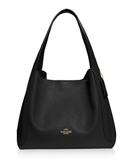 COACH - Hadley Leather Hobo