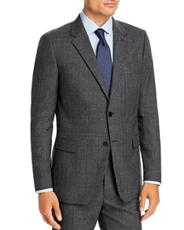 Theory - Chambers Tonal Plaid Slim Fit Suit Jacket
