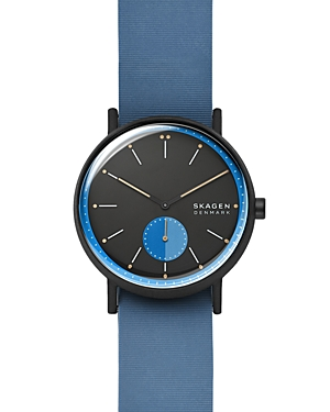 Skagen Signatur Field Rubber Strap Watch, 42mm
