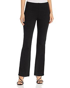 Lyssé - Baby Bootcut Jeans in Black