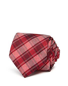 Ted Baker - Tonal Plaid Classic Necktie