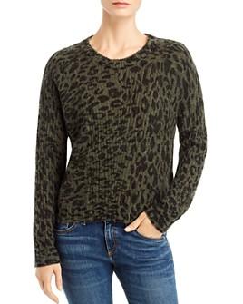 Rails - Joanna Leopard Print Sweater