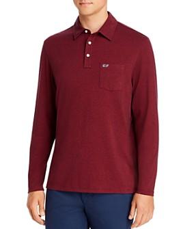 Vineyard Vines - Edgartown Long-Sleeve Polo Shirt