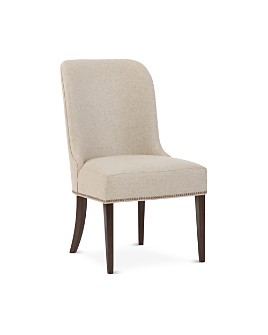 Caracole - Streamline Upholstered Side Chair