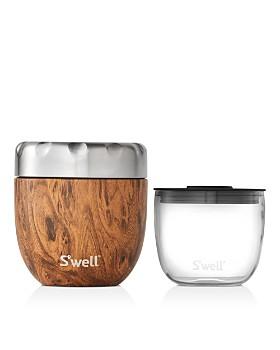 S'well - Eats Small Teakwood Food Storage Set