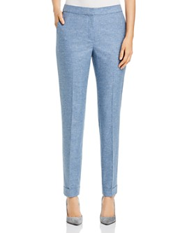 Lafayette 148 New York - Distinctive Donegal Clinton Cuffed Pants