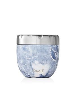 S'well - Eats Large Blue Granite Food Storage Set