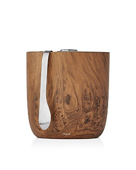S'well - Teakwood Bar Collection