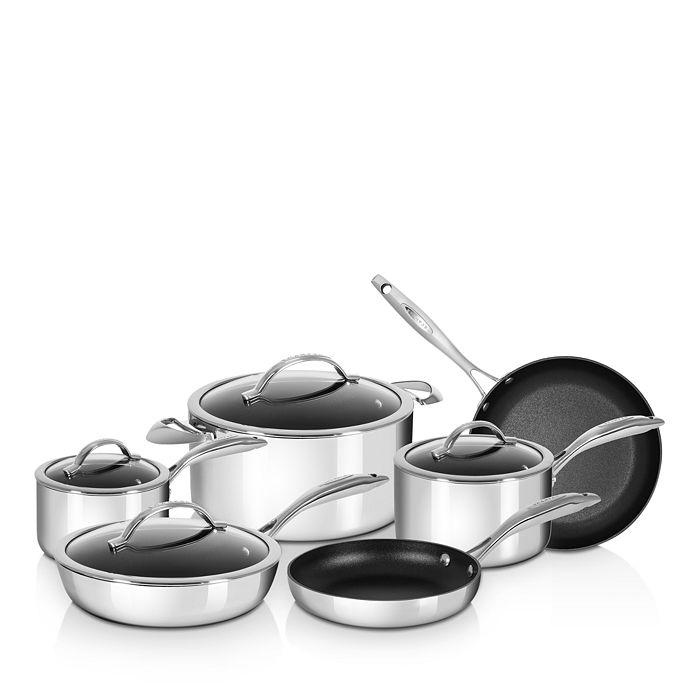 Scanpan - 10-Piece HaptIQ Cookware Set