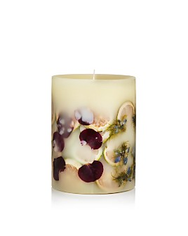 Rosy Rings - Roman Lavender 6.5 oz. Round Candle