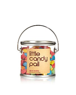 Bloomingdale's - Little Candy Pail, Neon Worms - 100% Exclusive