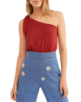 Free People - Shindig One-Shoulder Tank