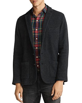 Polo Ralph Lauren - Wool-Blend Blazer Cardigan