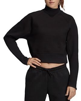 Adidas - VRCT Cropped Sweatshirt