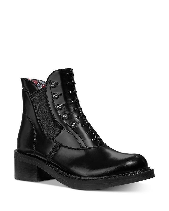 COACH - x Tabitha Simmons Women's Chelsea Moto Boots