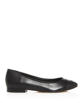 MICHAEL Michael Kors - Women's Dylyn Cap-Toe Flats