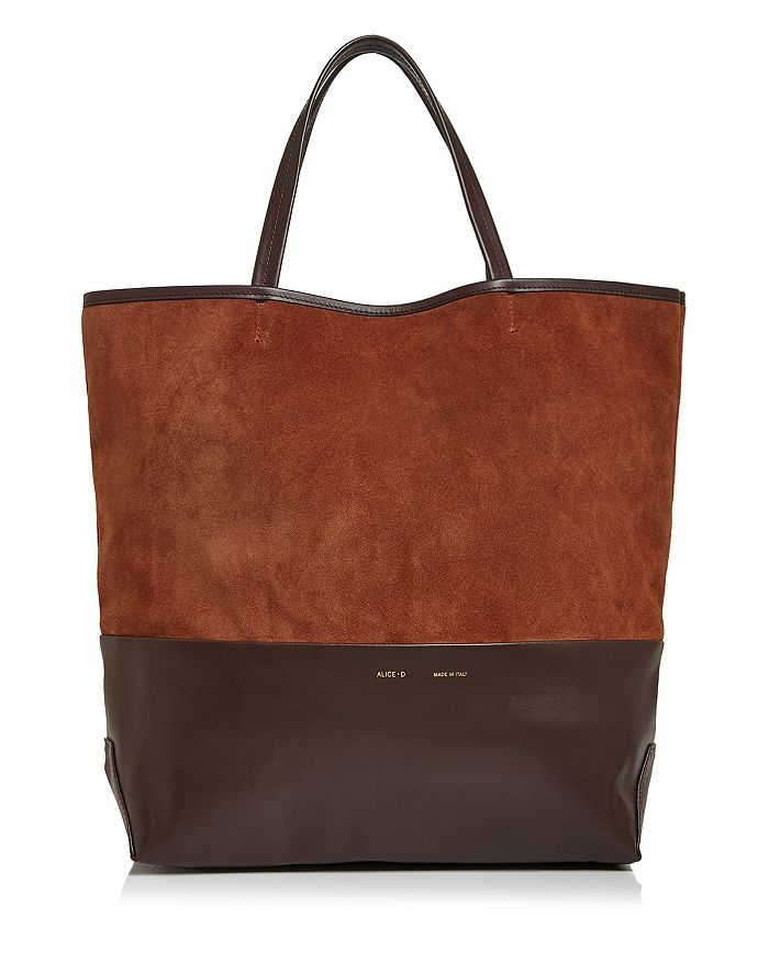 Alice.D - Large Color-Block Tote - 100% Exclusive