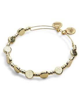 Alex and Ani - Coin Charm Bangle Bracelet